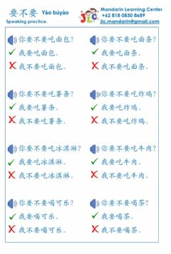 Interactive worksheet Speaking yao bu yao 2