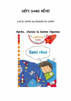Interactive worksheet On lit en français!