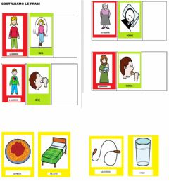Interactive worksheet Soggetto -verbo -oggetto