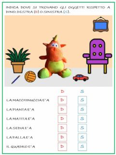 Interactive worksheet I punti di vista