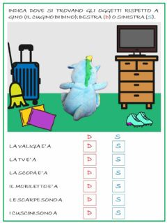 Interactive worksheet I punti di vista 2