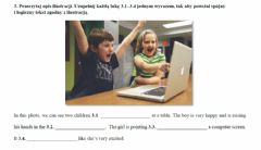 Interactive worksheet Picture