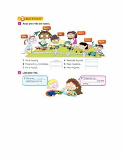 Interactive worksheet This is- these are