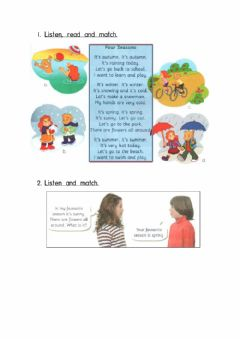 Interactive worksheet Get Smart Plus Module 4 (page 35)