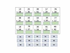 Interactive worksheet Addition regrouping