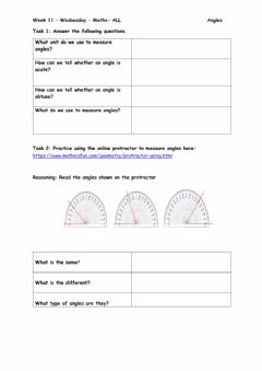 Interactive worksheet Day 3- All