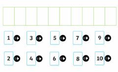 Interactive worksheet Counting to 20