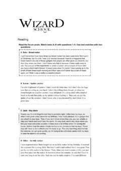 Interactive worksheet Group 42 extra test Solutions intermediate