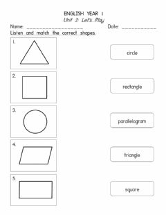 Interactive worksheet Unit 2 Let's Play