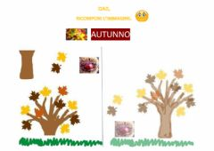 Interactive worksheet Autunno