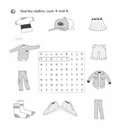 Interactive worksheet Year 2 Super Minds pg 82
