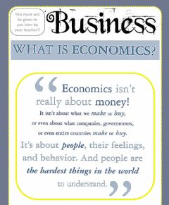 Ficha interactiva Week 19 - Business - What is Economy?