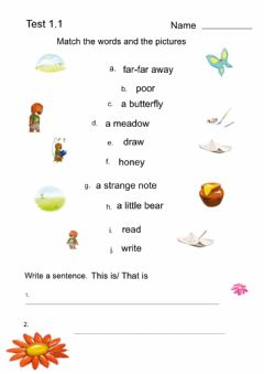Interactive worksheet Clumsy test-1
