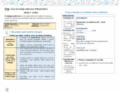 Interactive worksheet Números 1 al 10