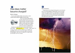 Interactive worksheet How does matter become charged?