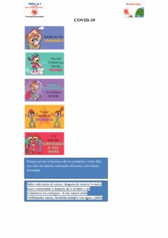 Interactive worksheet Covid-19