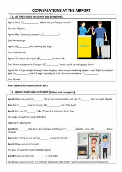 Interactive worksheet Travel English