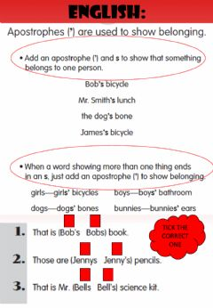 Interactive worksheet WEEK 20: TUESDAY: Grammar