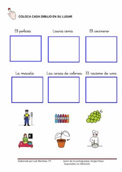Interactive worksheet Ce ci