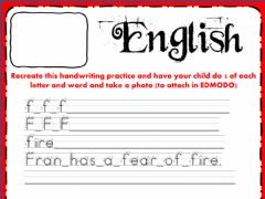 Interactive worksheet Week 16 - Thursday - English
