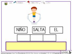 Interactive worksheet Palabras con p-l-m.-s-t-n-ñ-8