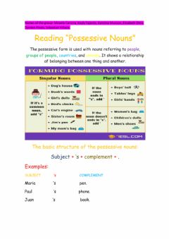 Interactive worksheet Vinculacion