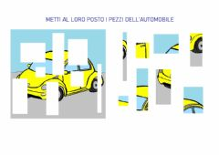 Interactive worksheet 4  -   Automobile a pezzi