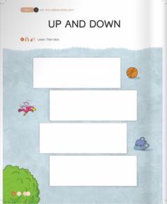 Ficha interactiva Unit 1: Listening 6: Up and down
