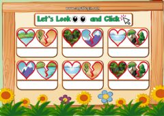 Interactive worksheet 3.10. Nature - Let's Look and Click 2