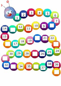 Interactive worksheet Secuencia de numeros
