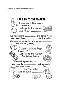 Interactive worksheet Unit 5 Eating Right