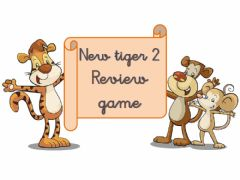 Interactive worksheet New tiger review 2