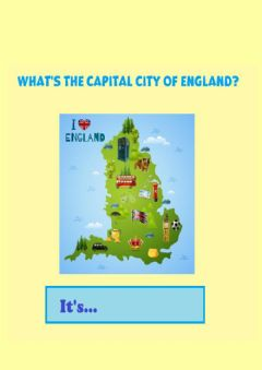 Interactive worksheet Let's go to London