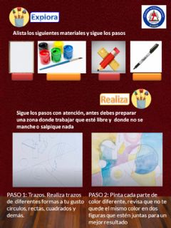Interactive worksheet Arte Abstracto