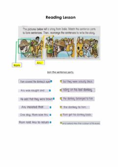 Interactive worksheet Year 5 SJKC Textbook Unit 8 p68