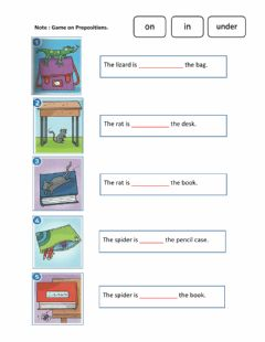 Ficha interactiva Unit 3 - PET SHOW (Super Minds Year 1) Part 1