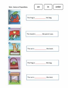 Interactive worksheet Unit 3 - PET SHOW (Super Minds Year 1) Part 2