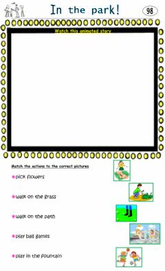 Interactive worksheet 4° 98