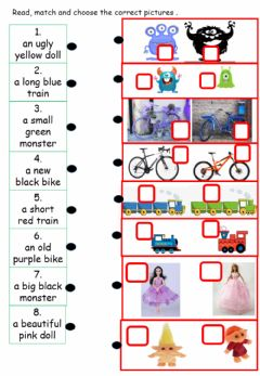 Interactive worksheet Y1 Superminds Unit 2:Let's Play SB28