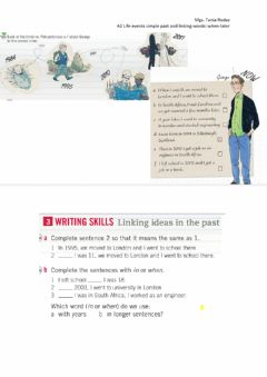Interactive worksheet Life events reading