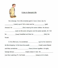 Interactive worksheet The Smartest Giant in Town
