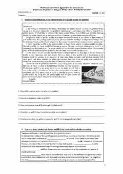 Interactive worksheet Adolescents 5 A
