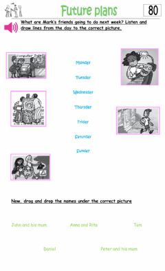 Interactive worksheet 5° 80