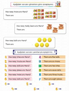 Interactive worksheet Toys and Games
