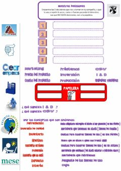Interactive worksheet 5A mese 10