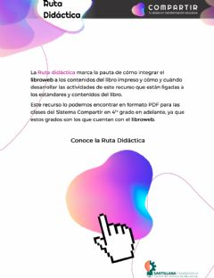 Interactive worksheet Ruta didactica