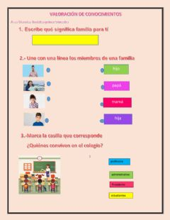 Interactive worksheet Ciencias sociales luo