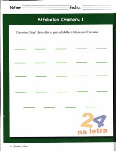 Interactive worksheet Atfabetu 1