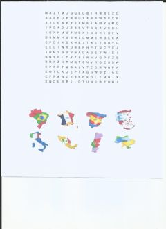 Interactive worksheet countries (wordsearch)