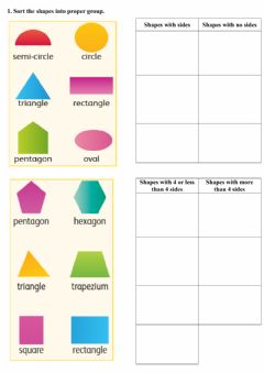 Ficha interactiva 2D shapes